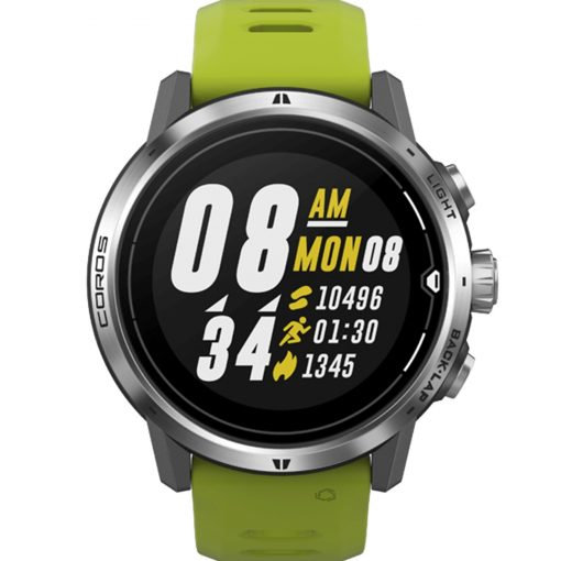 Coros APEX Pro Premium Multisport GPS Watch green