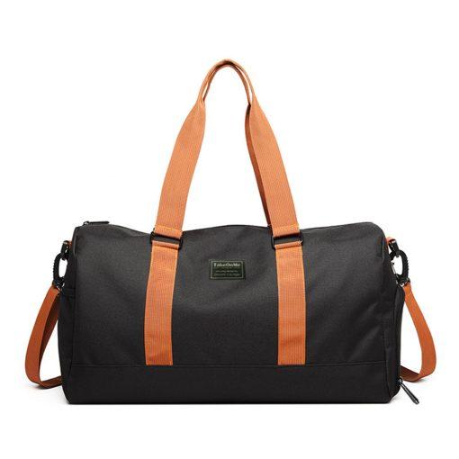 Nomad Duffel Bag Black