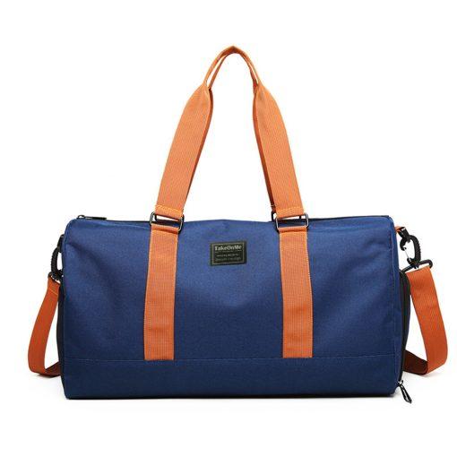 Nomad Duffel Bag Dark Blue
