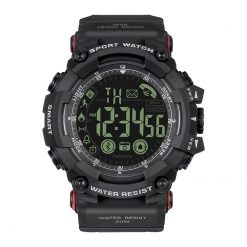 Spovan PR2 2 Bluetooth Smart Watch Black