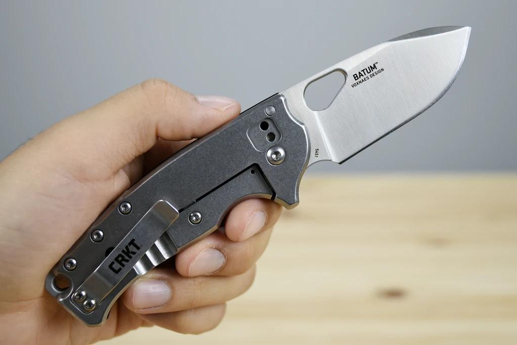 CRKT Batum Compact Folding Blade7