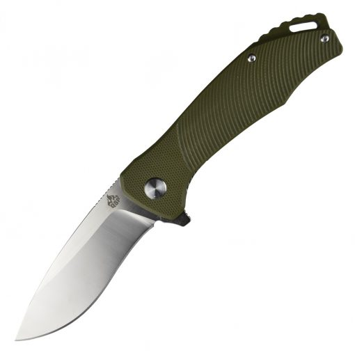 QSP RAVEN OD Green handle 1