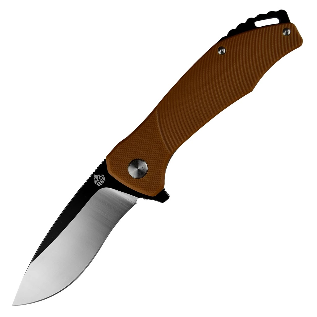 QSP RAVEN brown handle 1