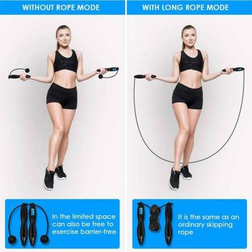 TBF Digital Skipping Rope 6