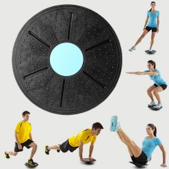 TBF Balance Round Board fitness yoga home workout exercise body slim board
