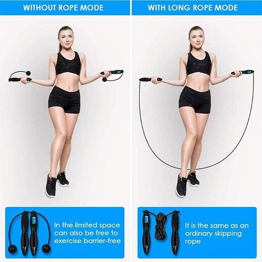 The Burn Workout Set, Workout Set The Burn tbf sanctband exercise homeworkout loop skipping rope mini loop gym