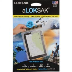 ALOKSAK Double Zip Waterproof Pouch 6x9