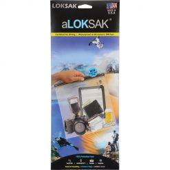 Aloksak Double Zip Waterproof Pouch 12x12