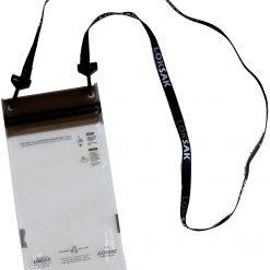 Aloksak Phone Caddy Double Zip Pouch Lanyard