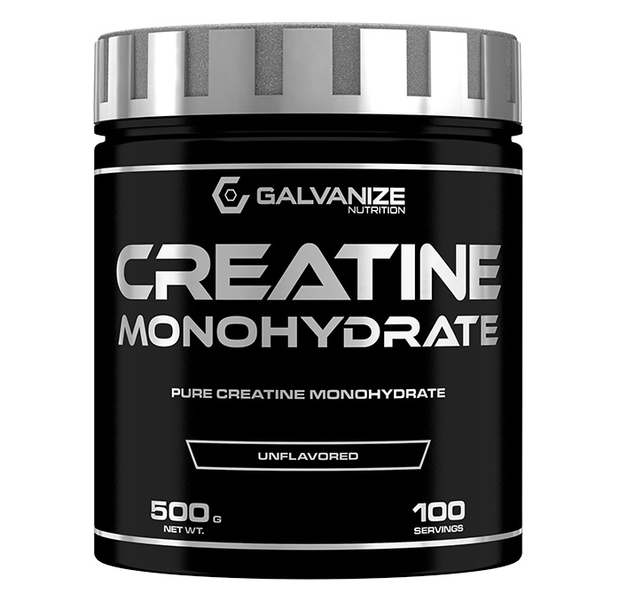GALVANIZE CHROME CREATINE MONOHYDRATE