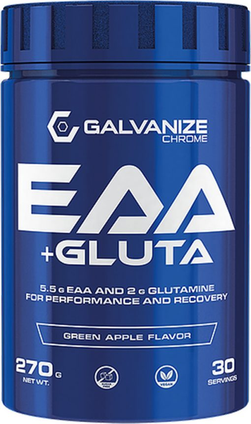 GALVANIZE CHROME EAA + GLUTAMINE