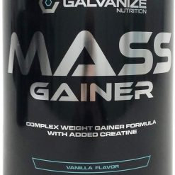 Galvanize Chrome Mass Gainer
