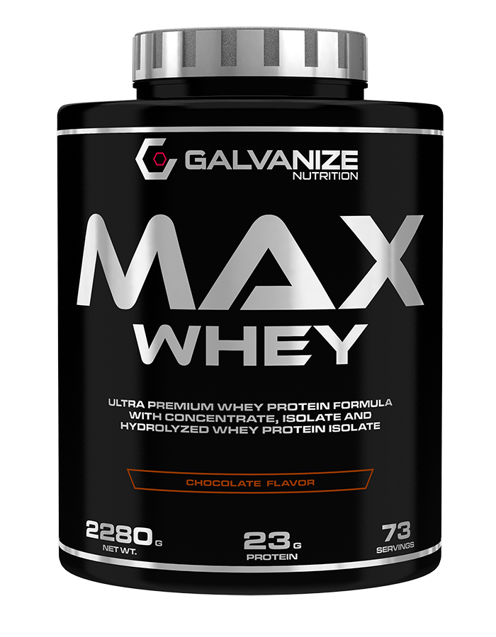 Galvanize Chrome Max Whey