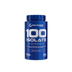 Galvanize Chrome 100 Isolate