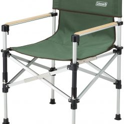 COLEMAN 2-Way Army Captain Chair- 2-way height adjustment