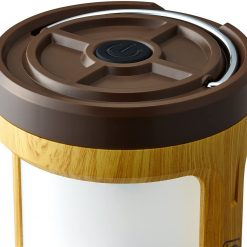 COLEMAN BL Compact Lantern (Natural Wood) Asia