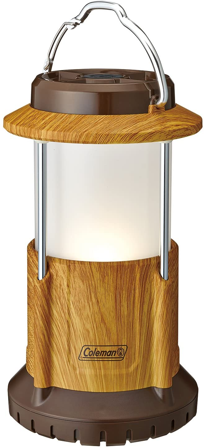 COLEMAN BL Packaway Lantern (Natural Wood) Asia