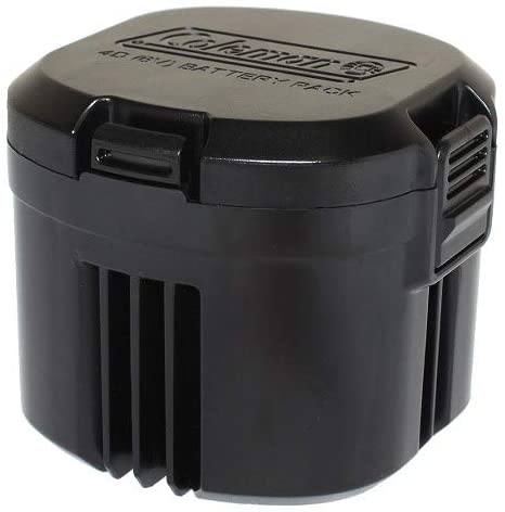 COLEMAN CPX6 Dry Battery Cases