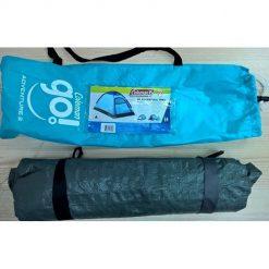 COLEMAN Go! 2P Dome Tent (Blue-Aqua)