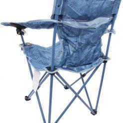 COLEMAN IL Resort Denim Chair