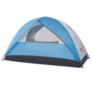 COLEMAN Sundome Tent Cyan