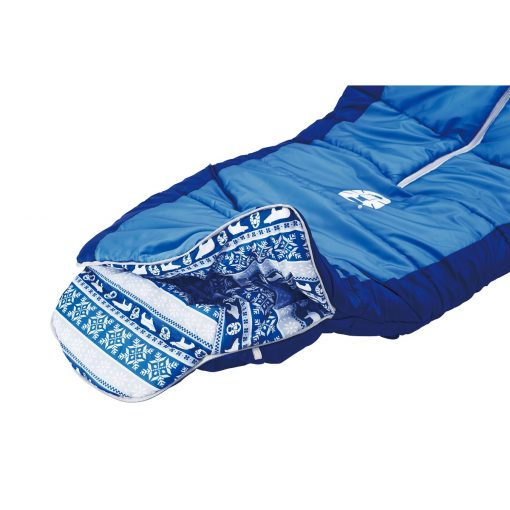 Coleman Kids mummy sleeping bag navy 2