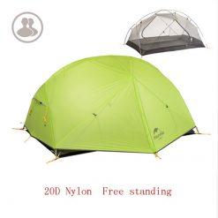 Naturehike 3-Season Mongar Camping Tent - 20D