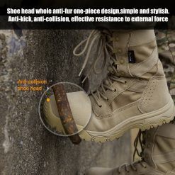 Free Soldier Tactical Military Boots