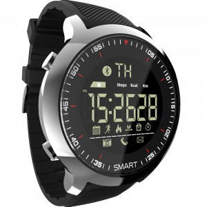 TBF EX18 Smartwatch Black