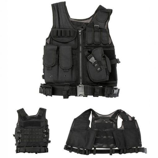 TBF Multi Pocket Outdoor Tactical Vest 1