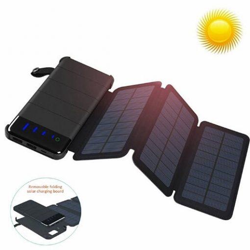 TBF Solar Powerbank with 3 Panel