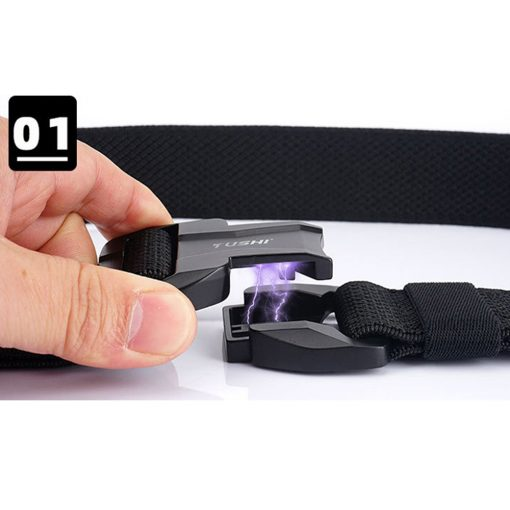 TBF TUSHI Belt with Magnetic Clip 3