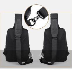 TBF Water Resistance Sling Bag 9