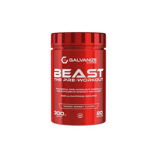 galvanize chrome beast