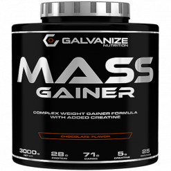 ❤ Add to Wishlist Galvanize Chrome Mass Gainer
