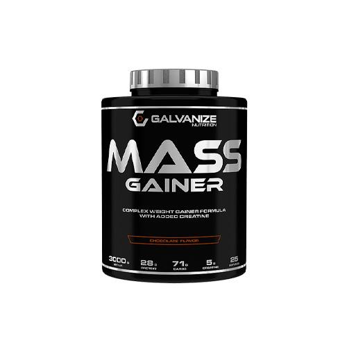 galvanize chrome mass gainer