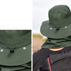 TBF Sunhat with Face Cover- 360 degree face protection