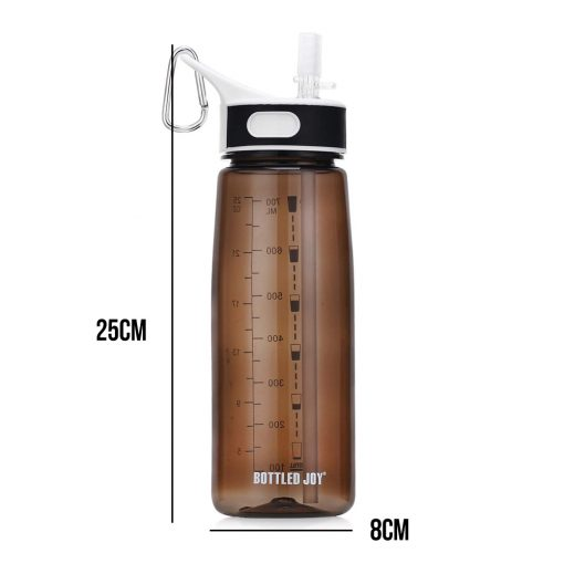 TBF 750ML Tritan Water Bottle With Water Filter