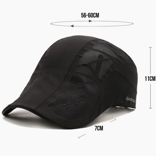 Tahan Outdoor Cap, affordable, premium, indoor, quick dry, adjustable