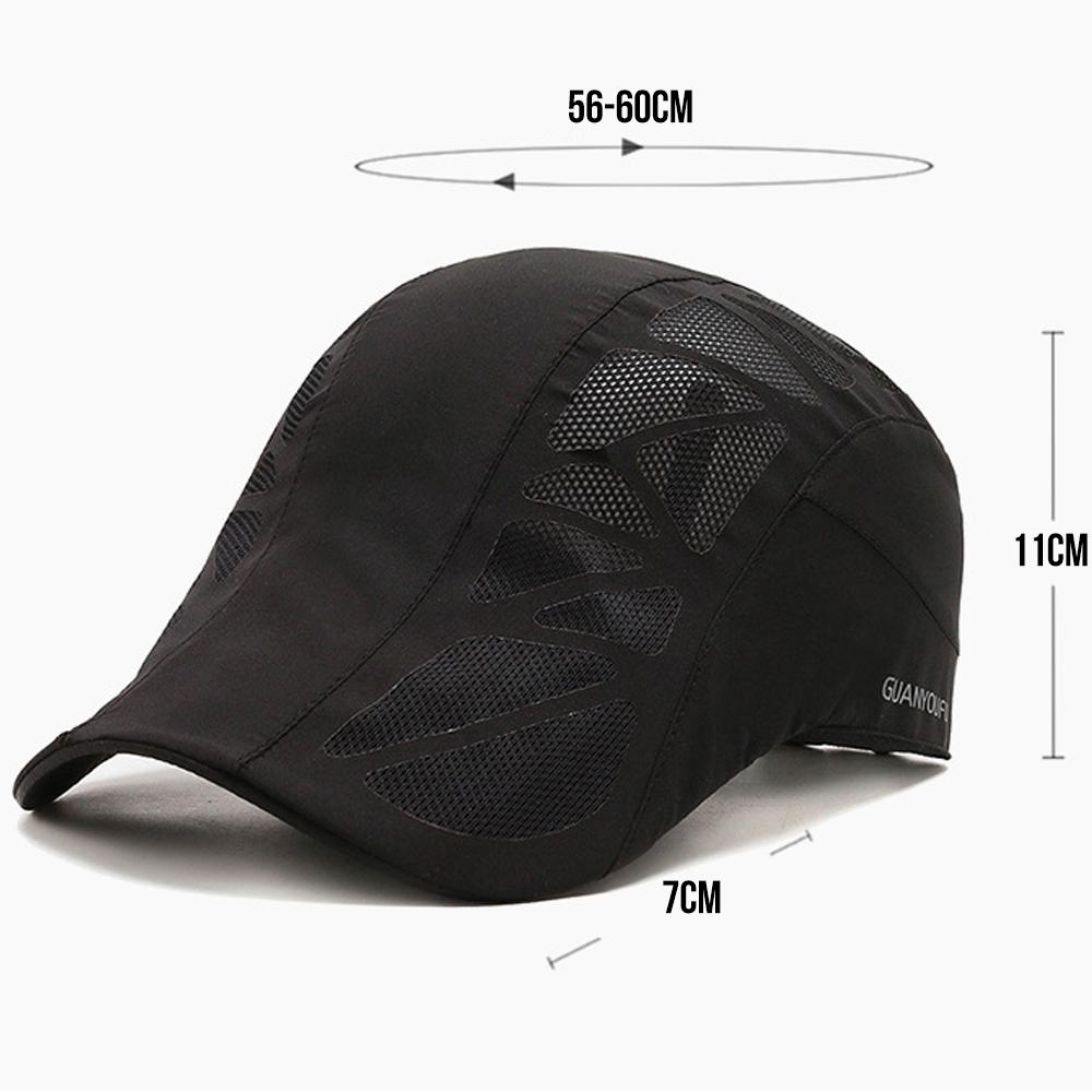 Tahan Outdoor Cap, affordable, premium, indoor, quick dry, adjustable