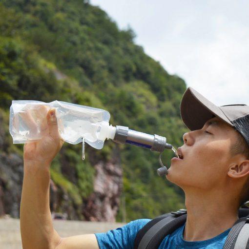 TBF Portable Survival Water Filter