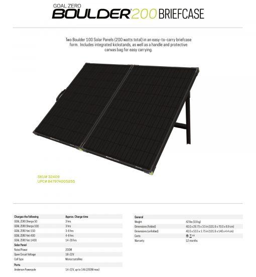 Boulder 200 Briefcase