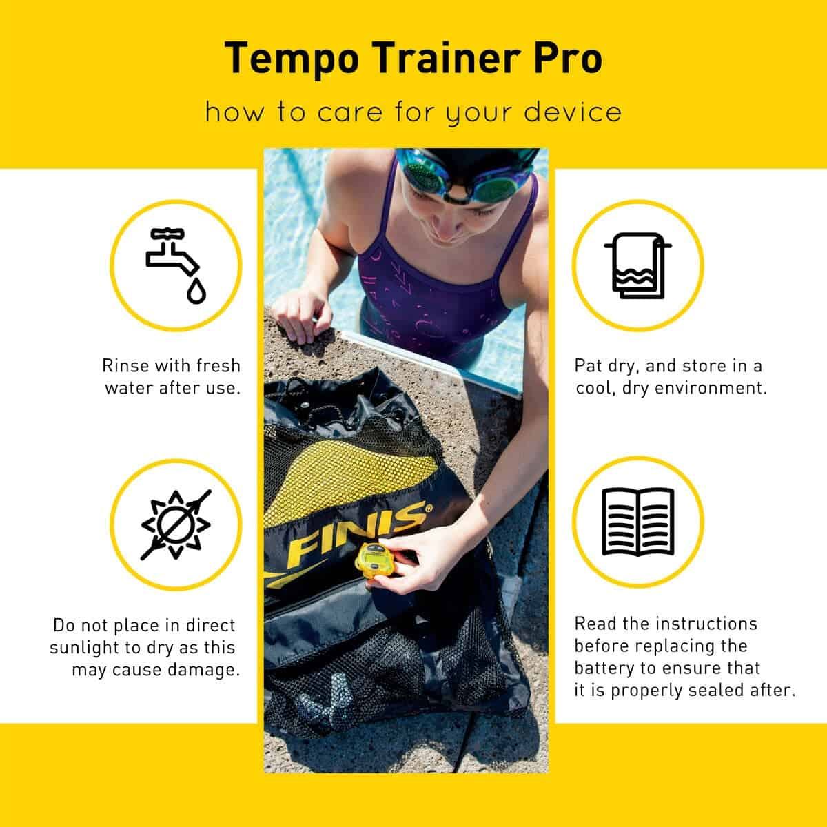 FINIS TTP HowToCare