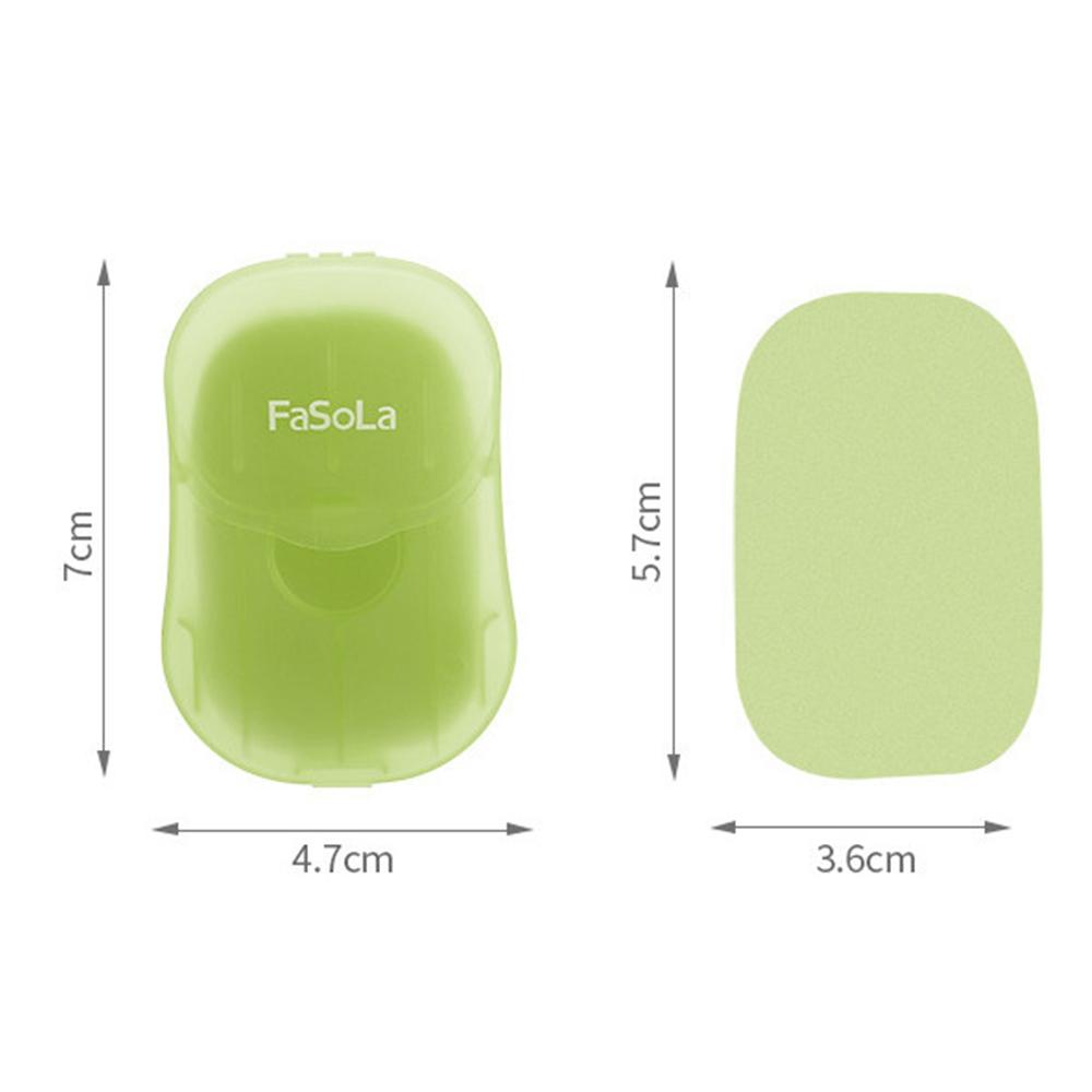 Fasola Outdoor Portable Soap 2