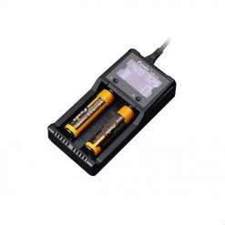 Fenix ARE-A2 Battery Charger- Compatible with different battery types