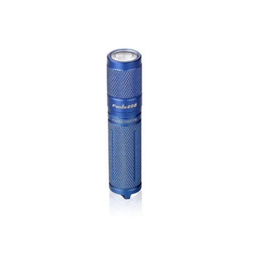 Fenix E05 XP E2 LED Flashlight blue