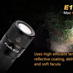 Fenix E15 LED Flashlight- 450 lumens