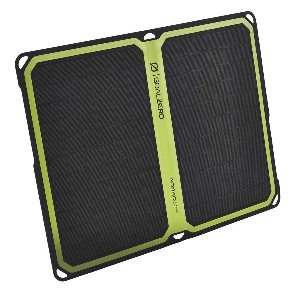 Ultimate Guide To The Best Camping Solar Panels Australia 2021 - Goal Zero Nomad Plus solar Panel