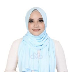 Mysportshijab EZDryLight Active Shawl, sports hijab, tudung, shawl, easy wear, lightweight hijab