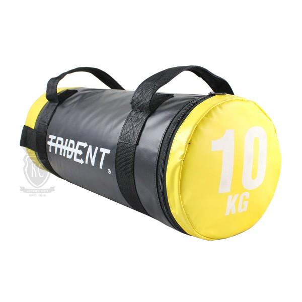 Trident Tubular Powerbag, muscle trainig, power weight bag, fitness, workout, bicep, PVC, gym, home, sado